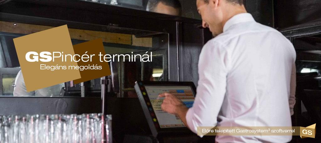 Pincér terminál